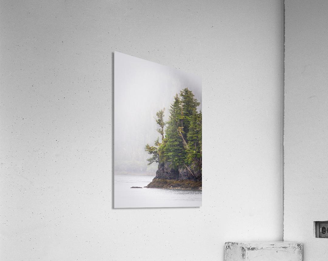 Photos Alaska Mountains  Impression acrylique