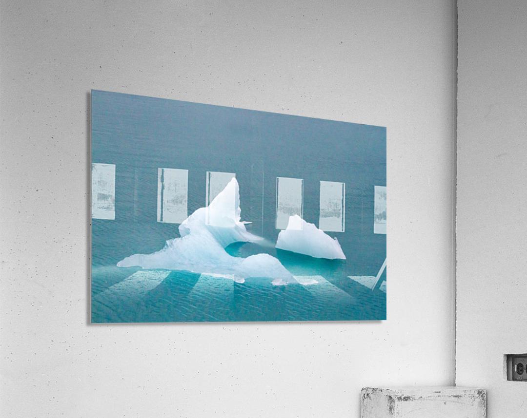 Iceberg Images - Alaska   Impression acrylique