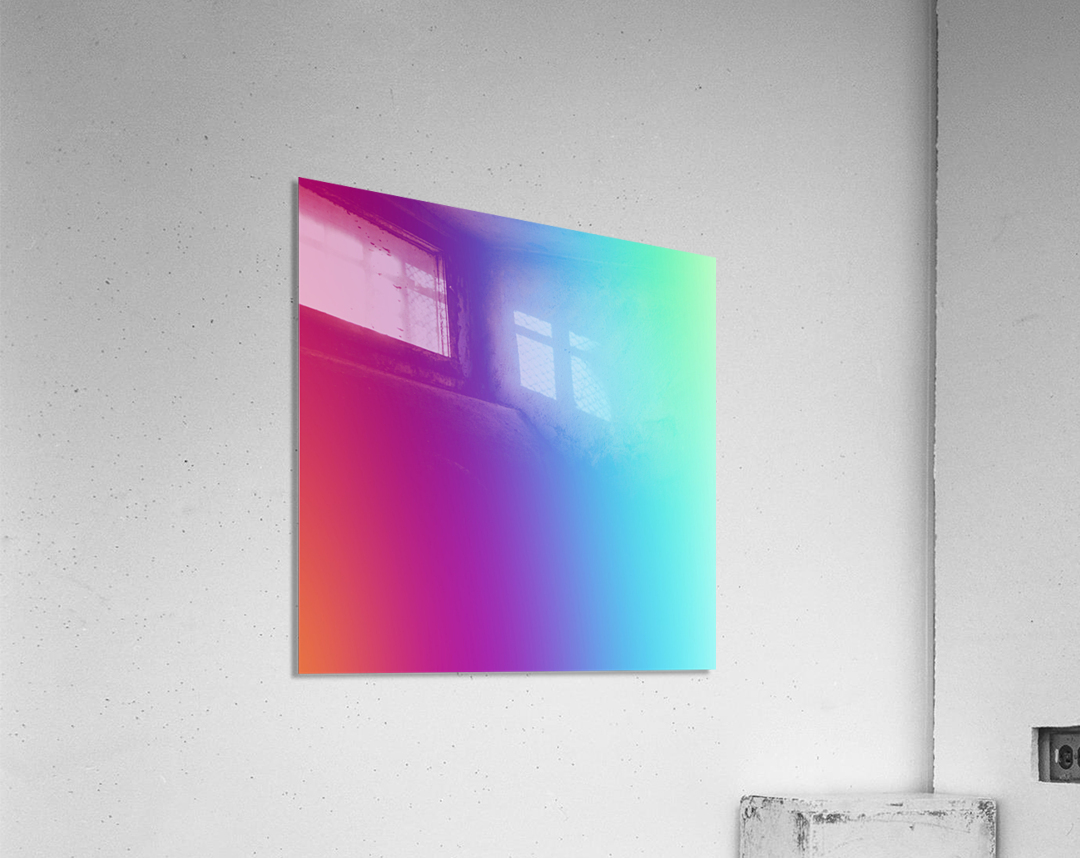 Multicolor Background  Acrylic Print