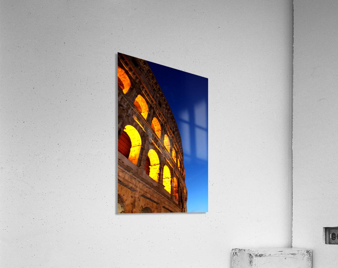 R O M E - Italy  Acrylic Print