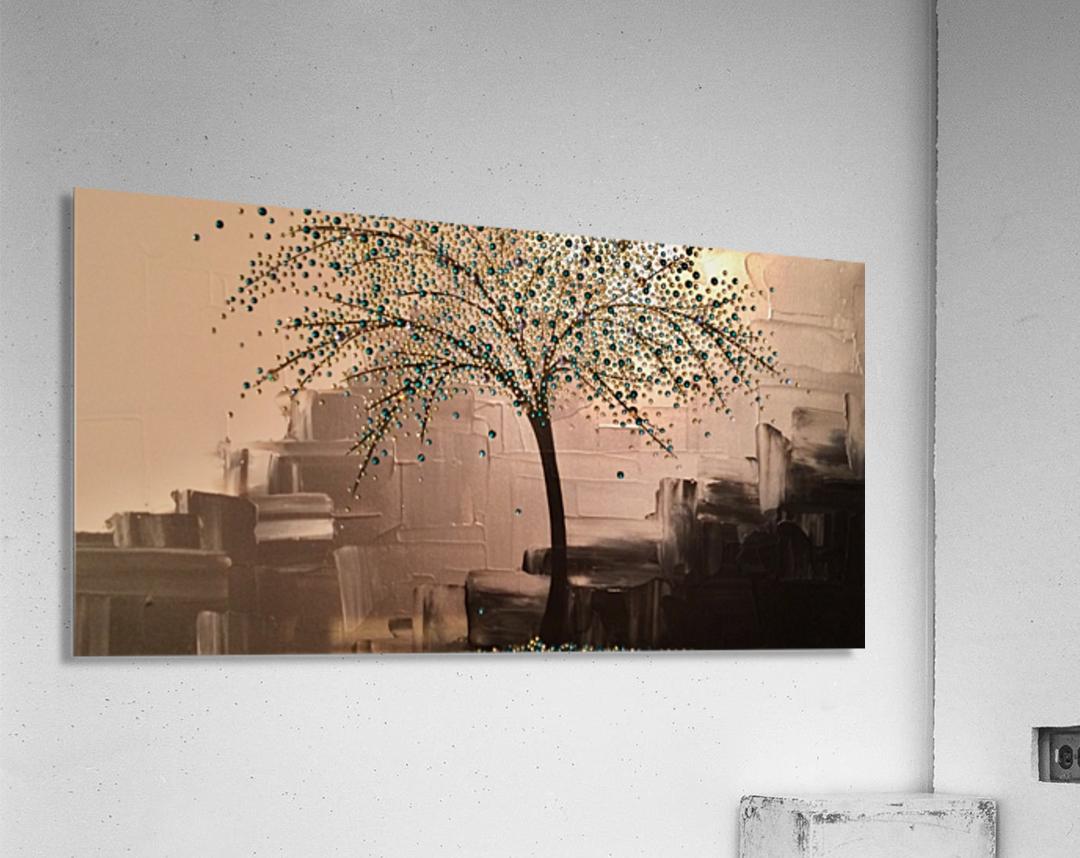 Tree of Treasures  Acrylic Print