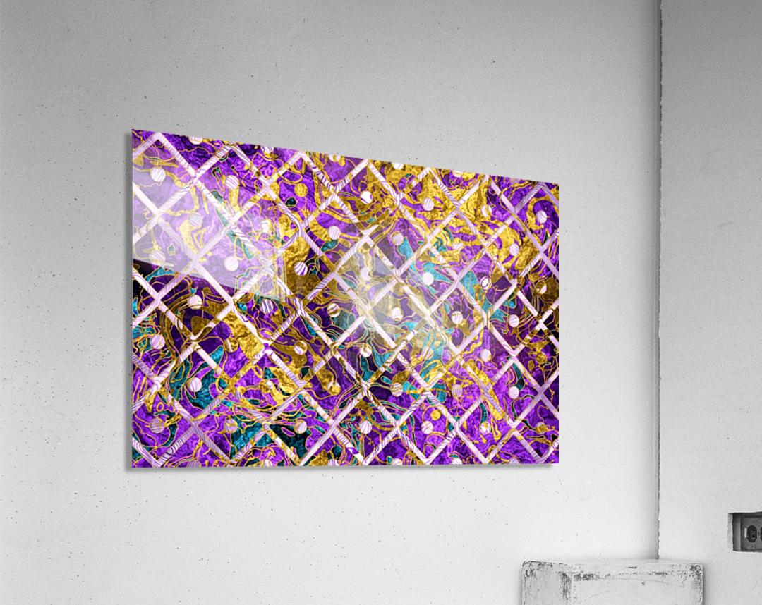 Pattern LXXXII  Acrylic Print