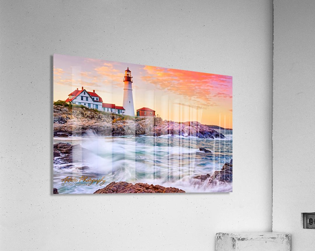 Crashing Waves - APC-113  Acrylic Print
