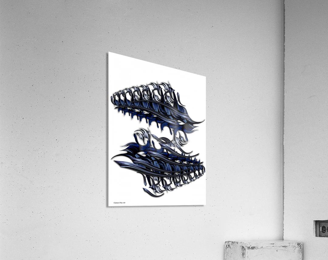Ode to Aesthetic Ego  Acrylic Print