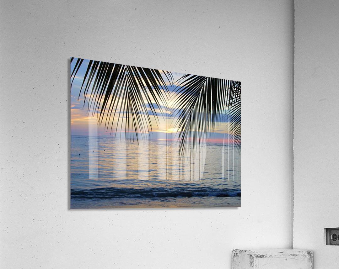 Tropical Sunset 4  Acrylic Print
