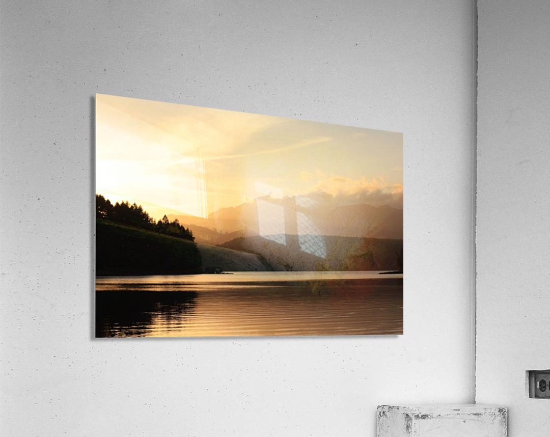 Dewatto glow  Acrylic Print