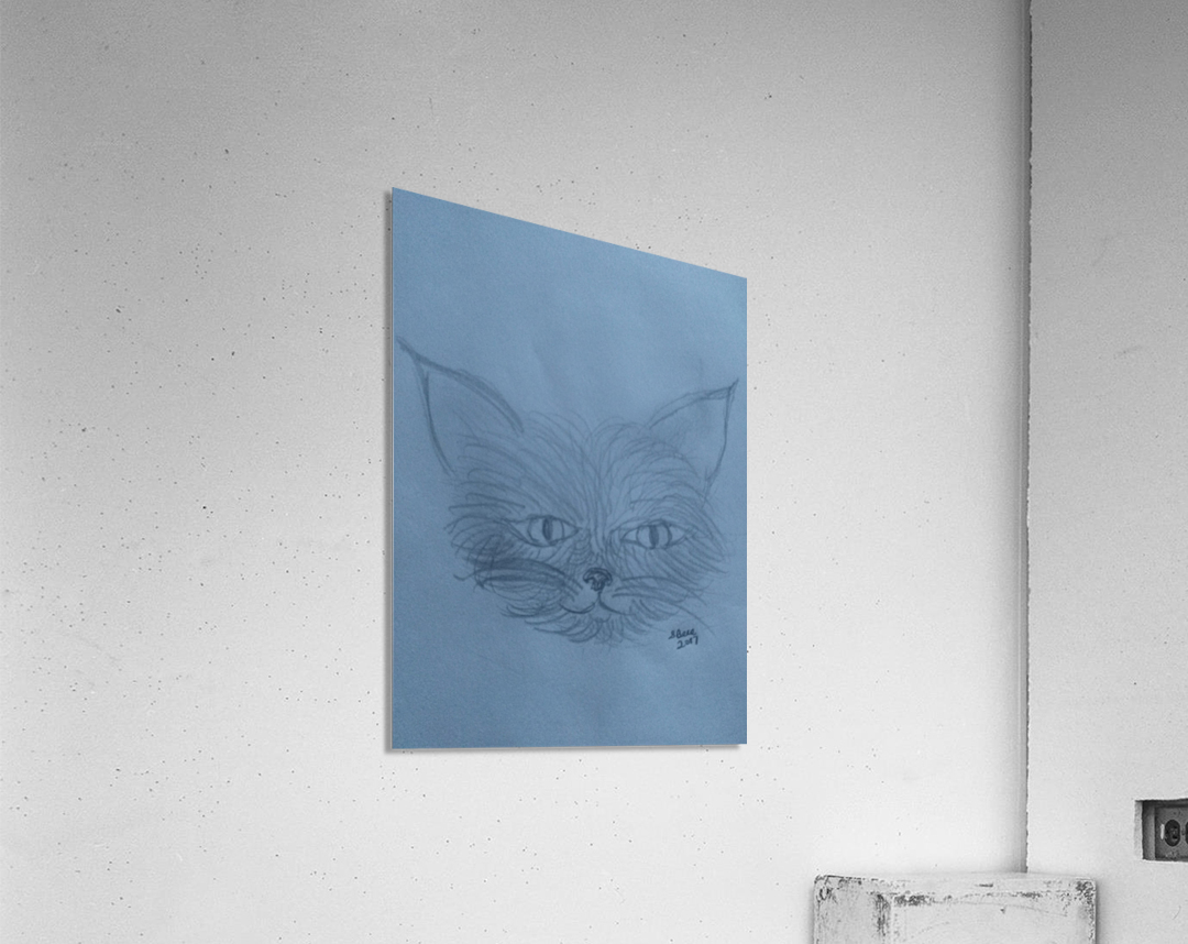 His Name is Mouse  Acrylic Print