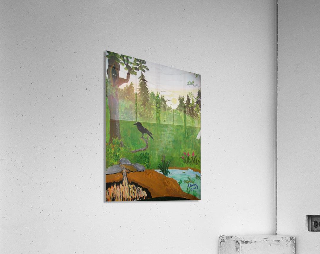 Purgatory   Acrylic Print
