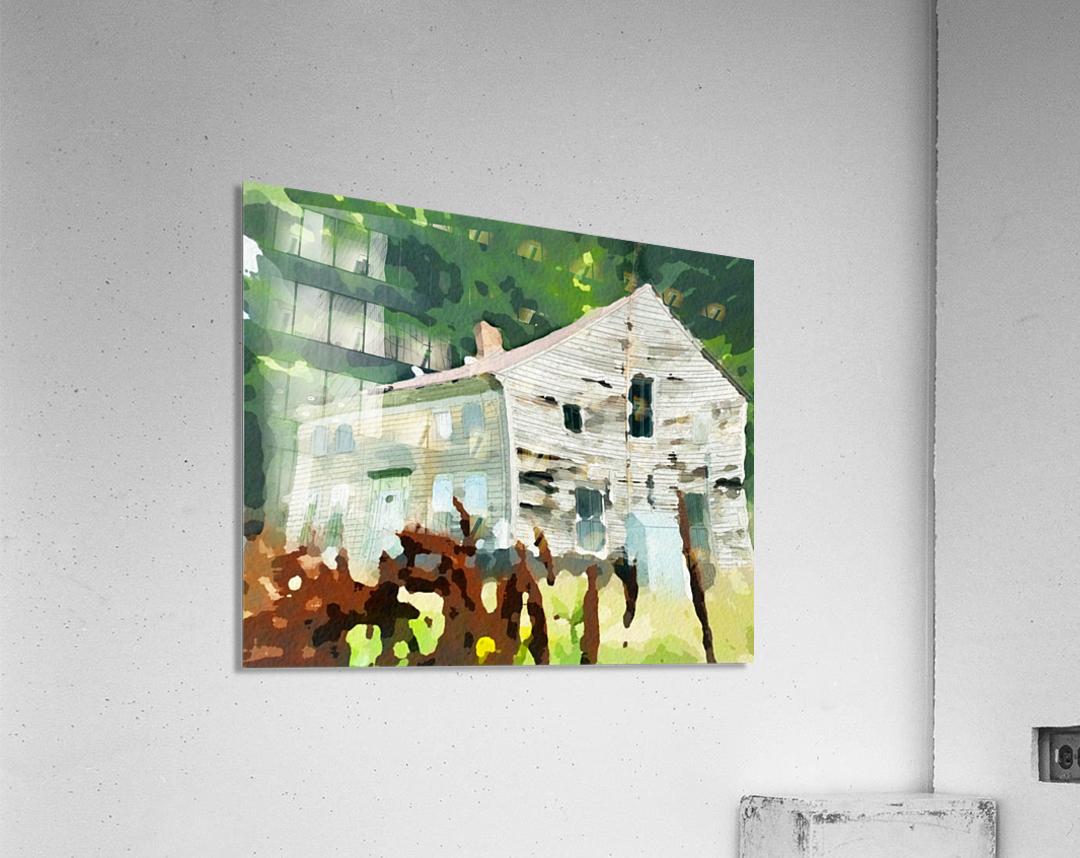 Cummington Old House  Acrylic Print