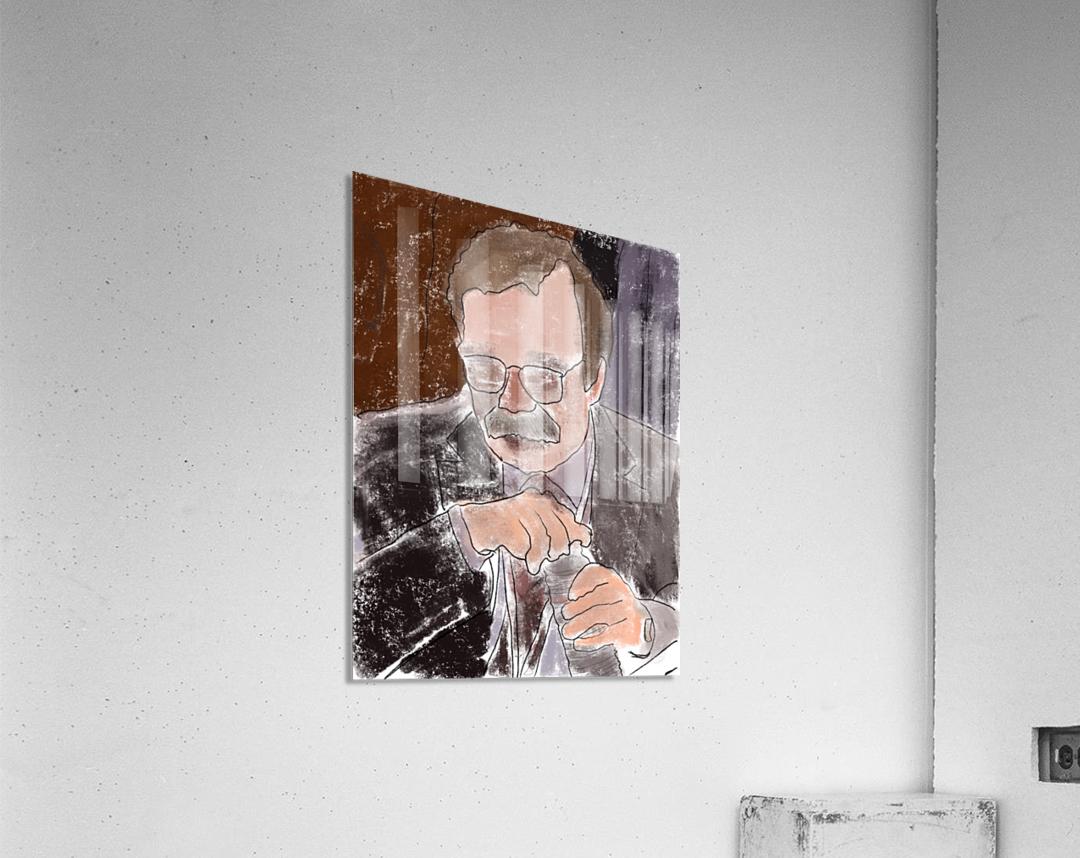 Lexington Sandro  Acrylic Print