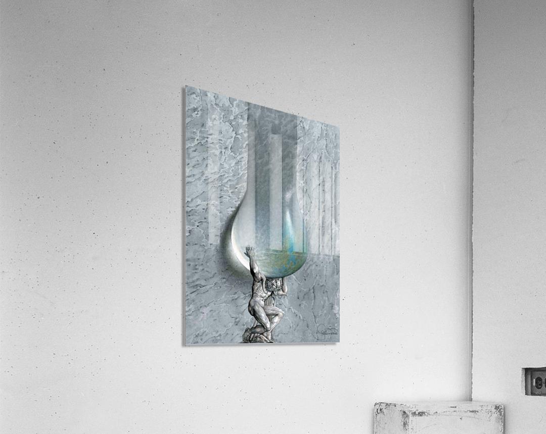 20 Krzysztof Grzondziel  Acrylic Print