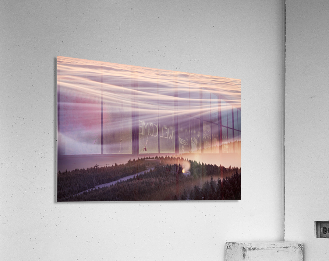Whipped Cream  Acrylic Print