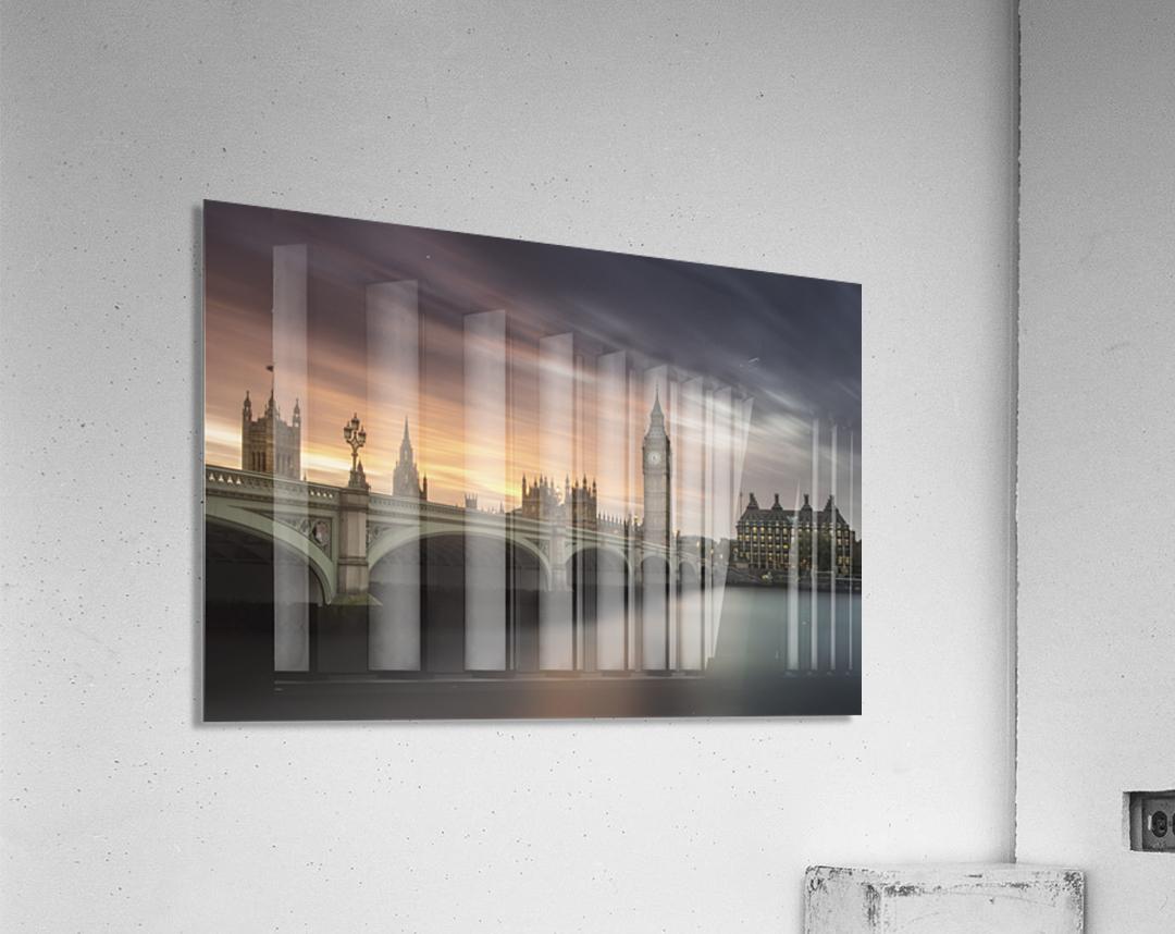 Big Ben, London  Acrylic Print