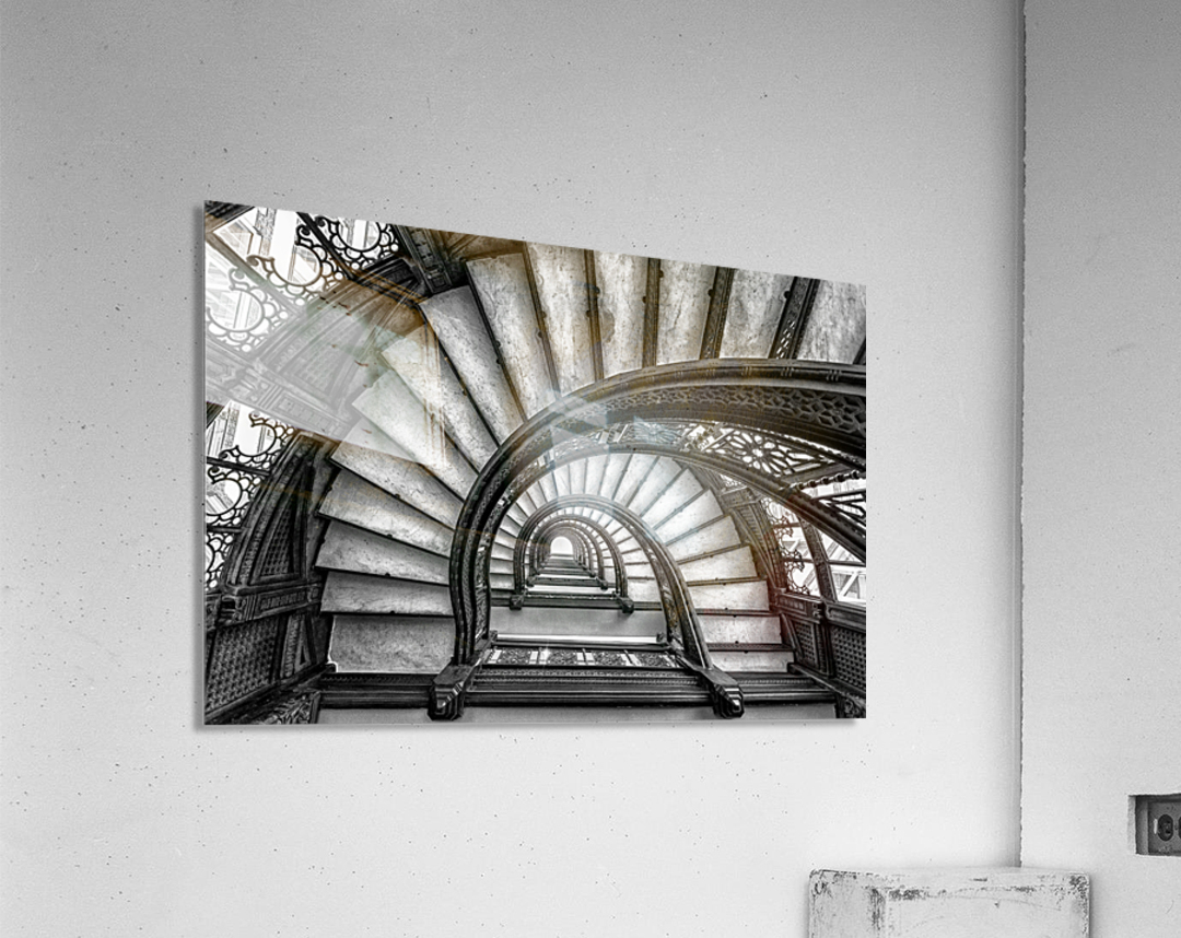 The Rookery  Acrylic Print