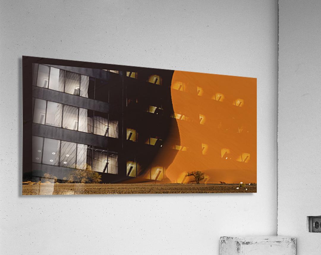 2017.06 - Essence of Sossusvlei  Acrylic Print