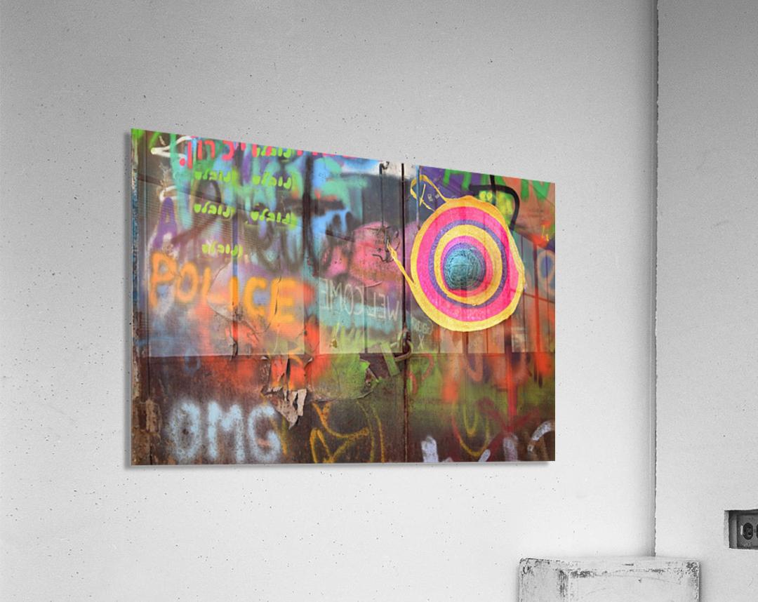 Street colors  Acrylic Print