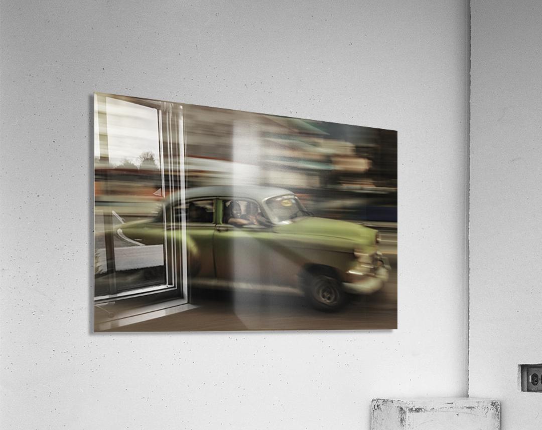 Panning Havana  Acrylic Print