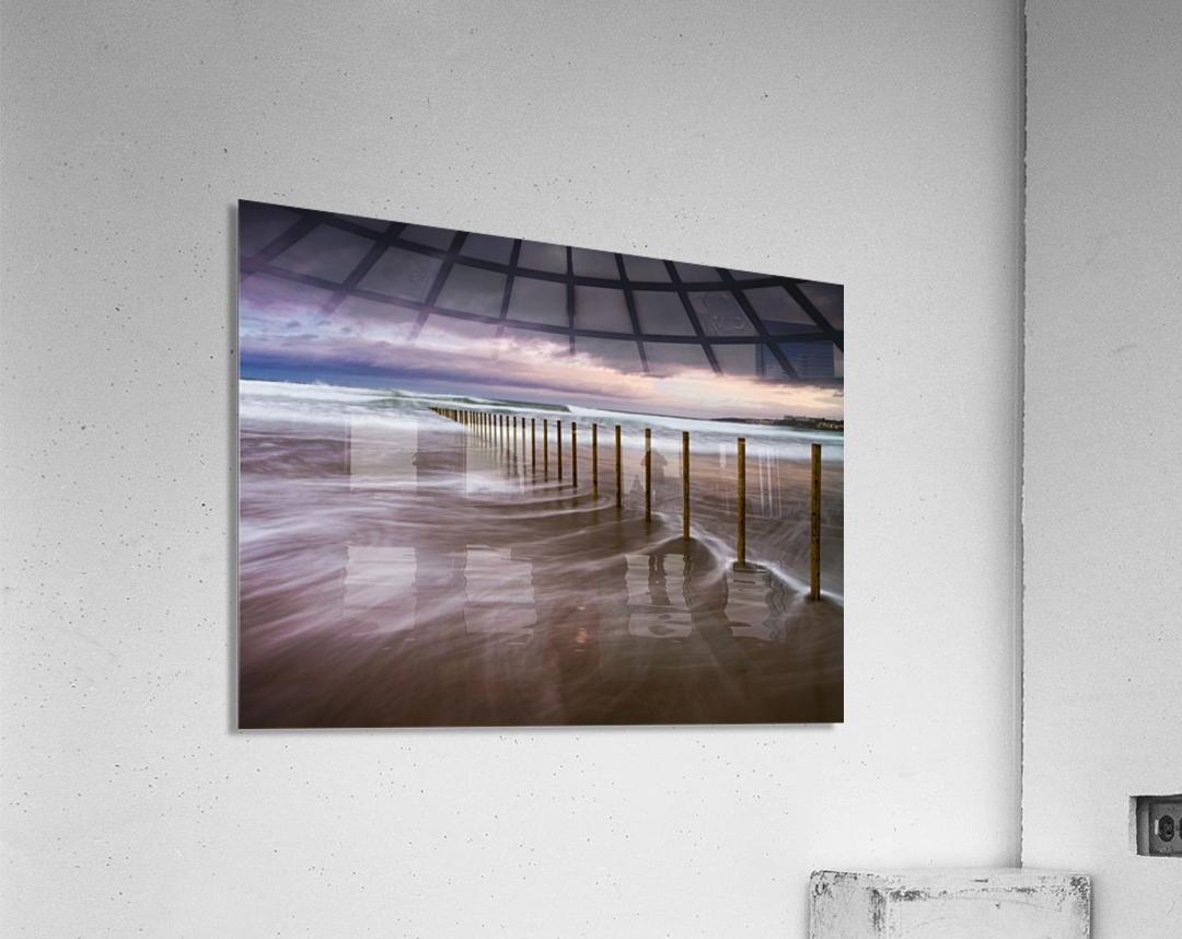 Portstewart Strand  Acrylic Print