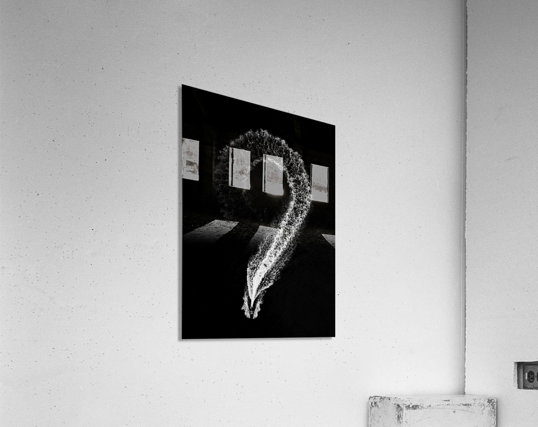 Nine  Acrylic Print