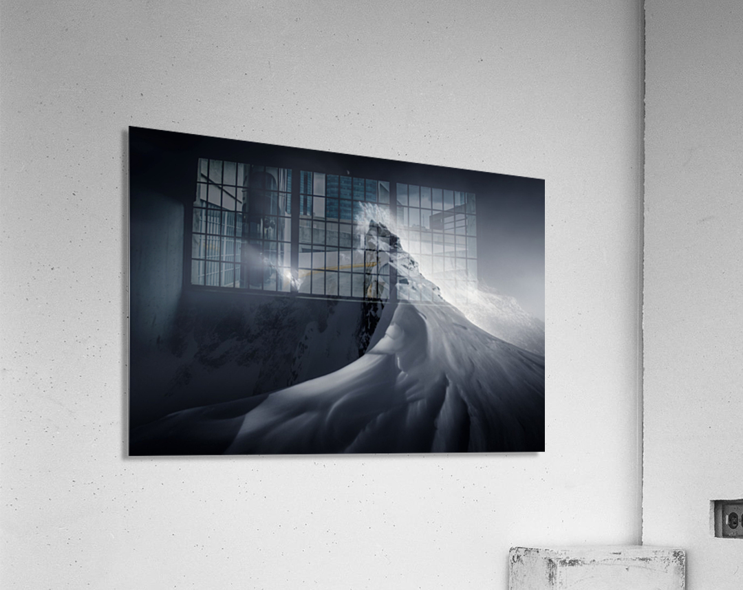 Crown of High Tatras  Acrylic Print