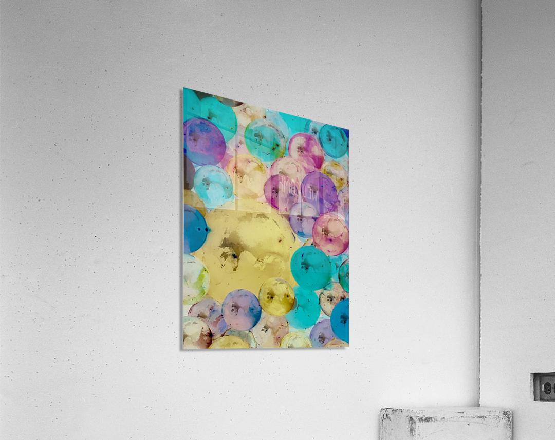 Spinning purpose   Impression acrylique