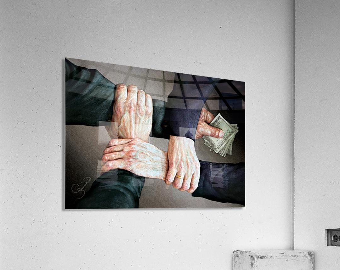 11 Krzysztof Grzondziel  Acrylic Print