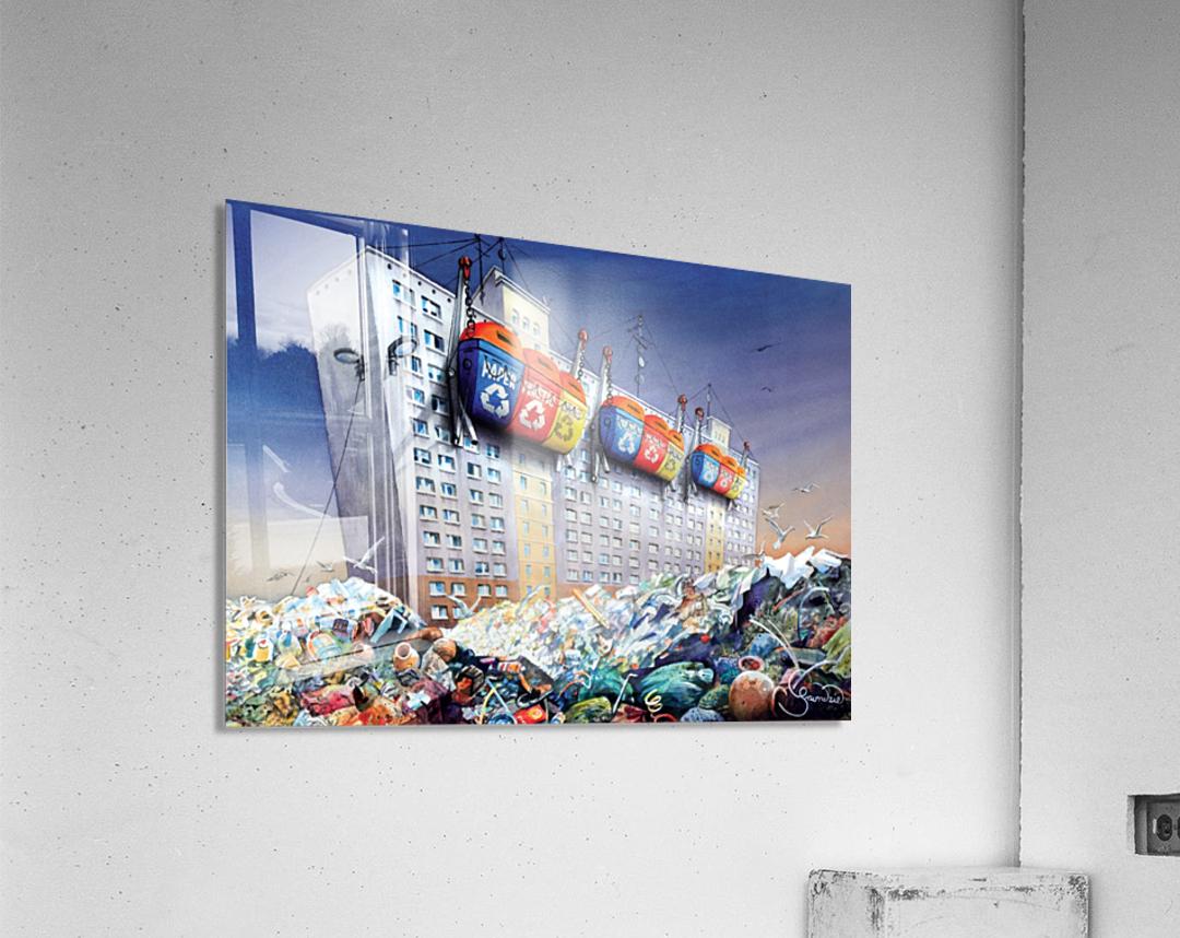 23 Krzysztof Grzondziel  Acrylic Print