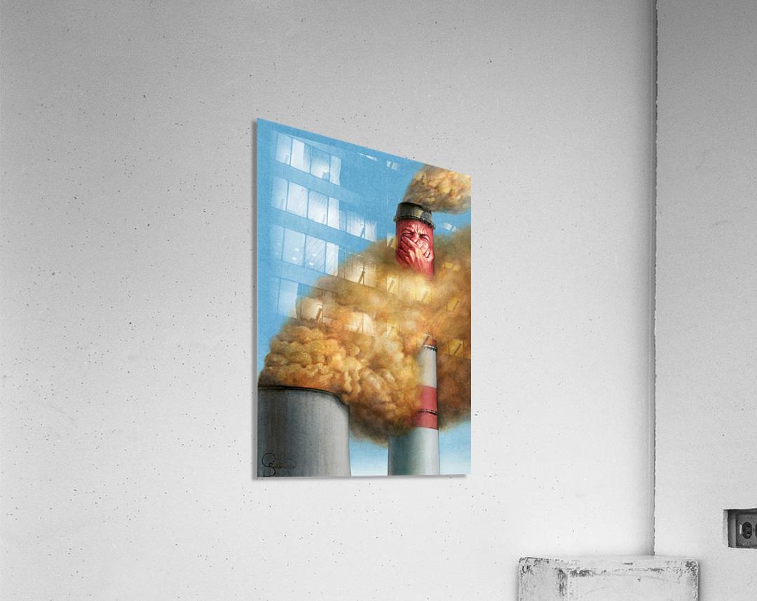 14 Krzysztof Grzondziel  Acrylic Print
