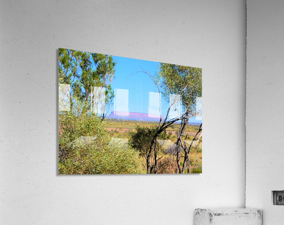 Outback6  Acrylic Print
