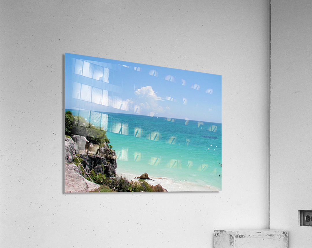 Tropical8  Acrylic Print