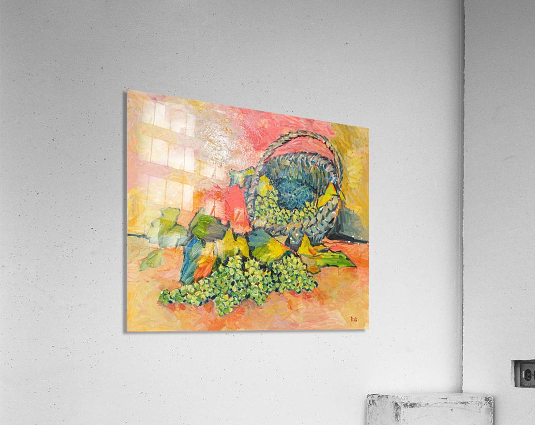 G125  Acrylic Print