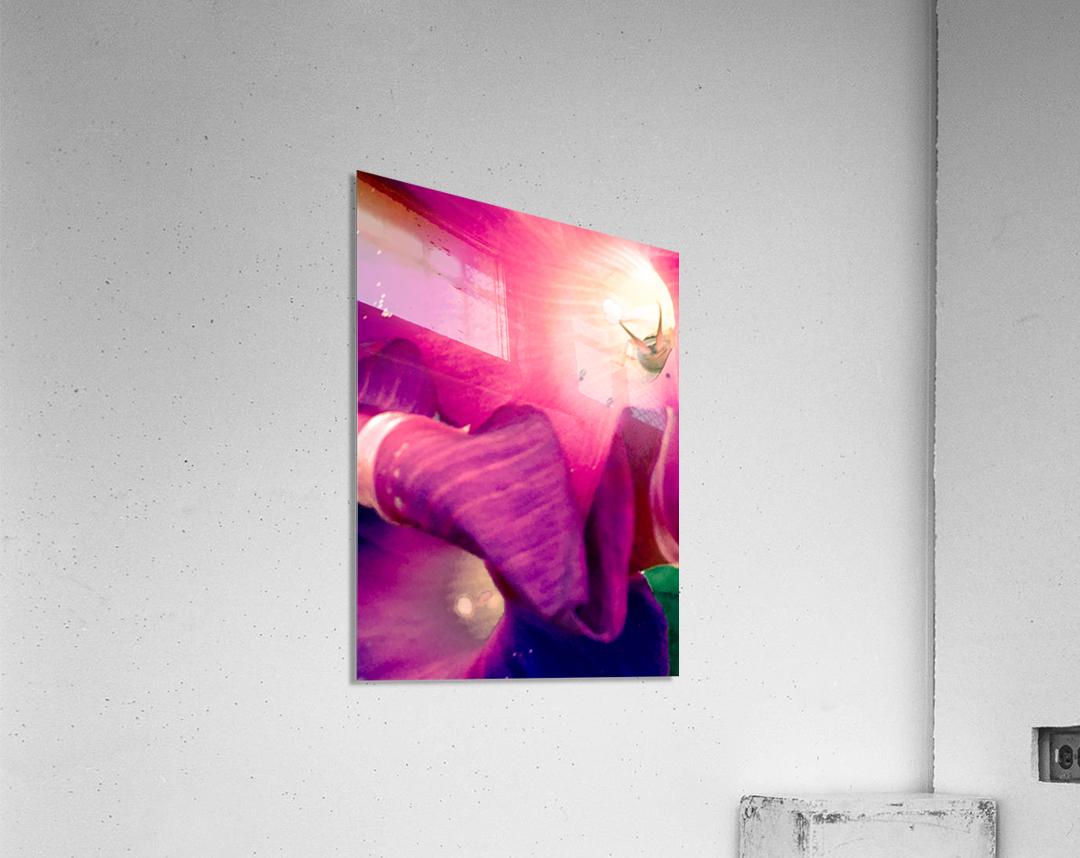 Mystic Response   Impression acrylique