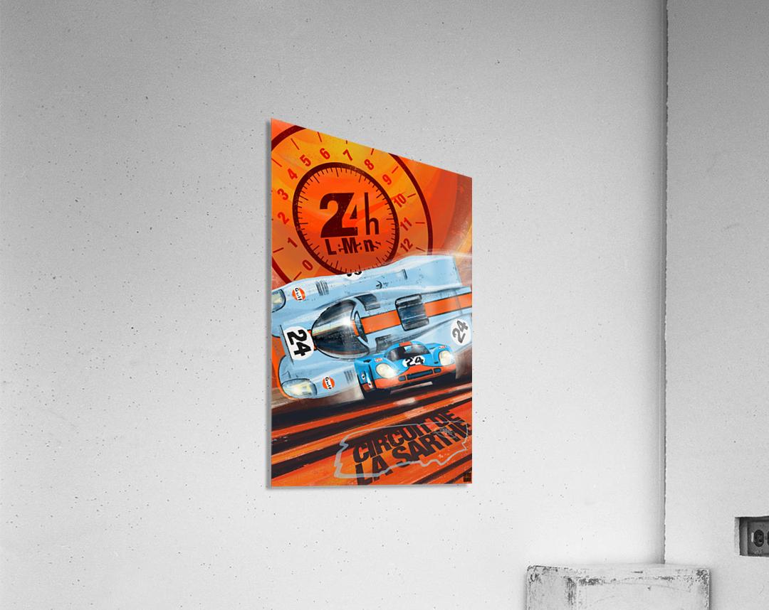leMans  Acrylic Print