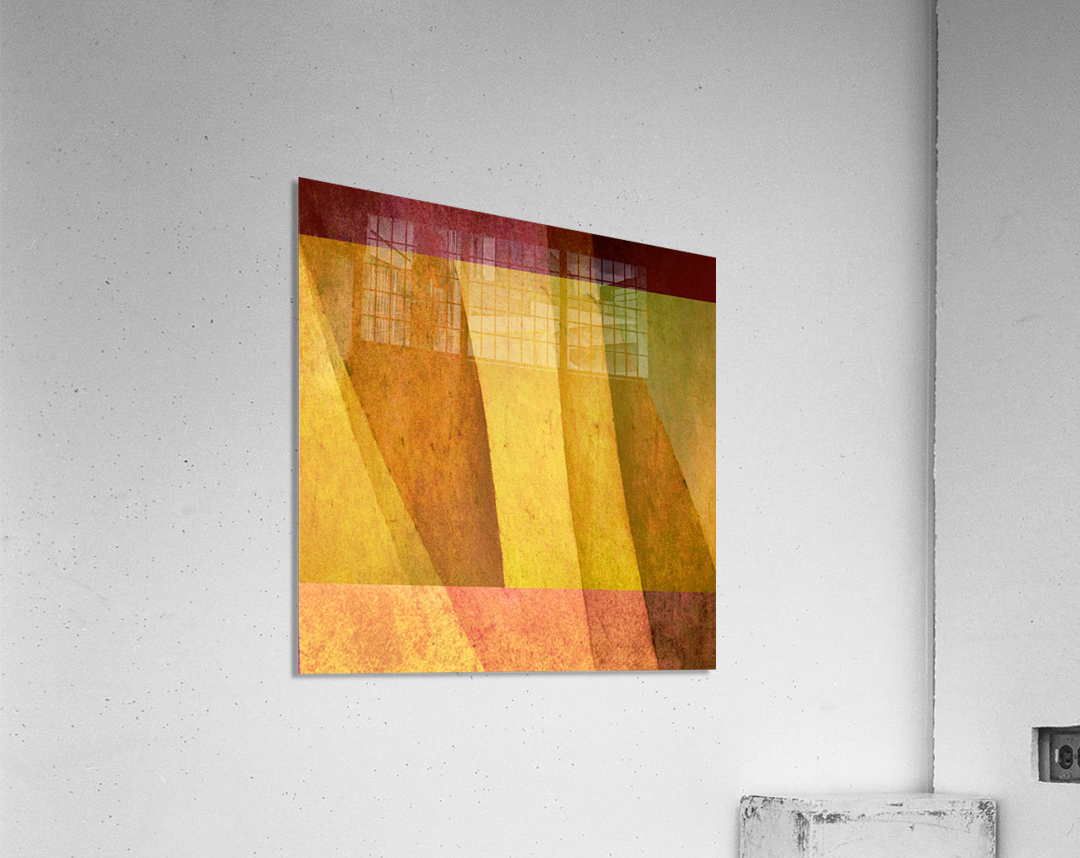 Intersections  Acrylic Print