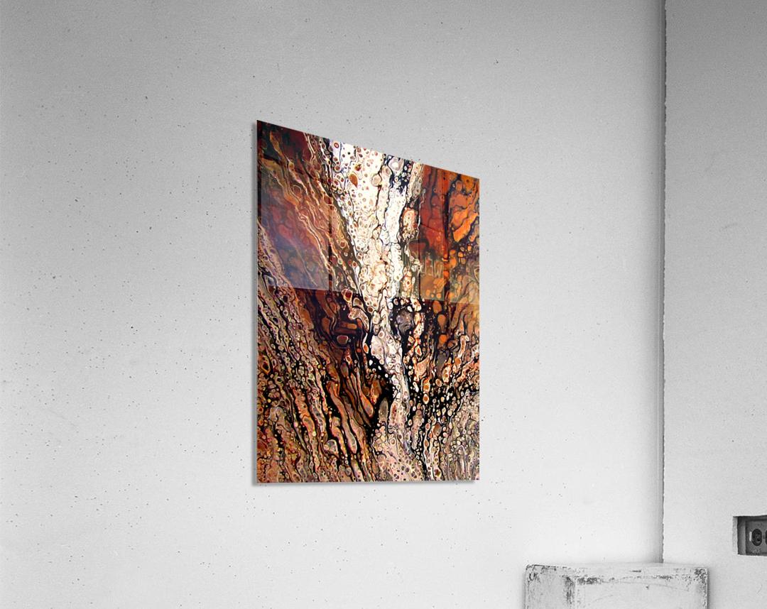 Biggs Jasper  Acrylic Print
