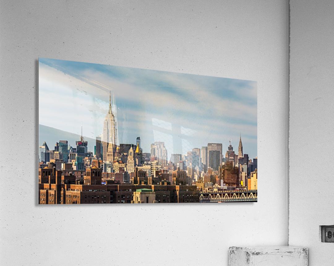 NEW YORK CITY 21  Acrylic Print