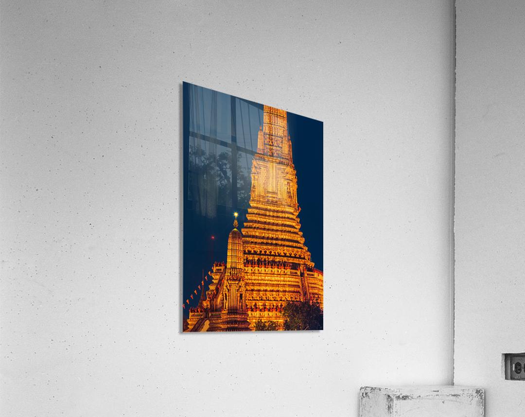 BANGKOK 04  Acrylic Print