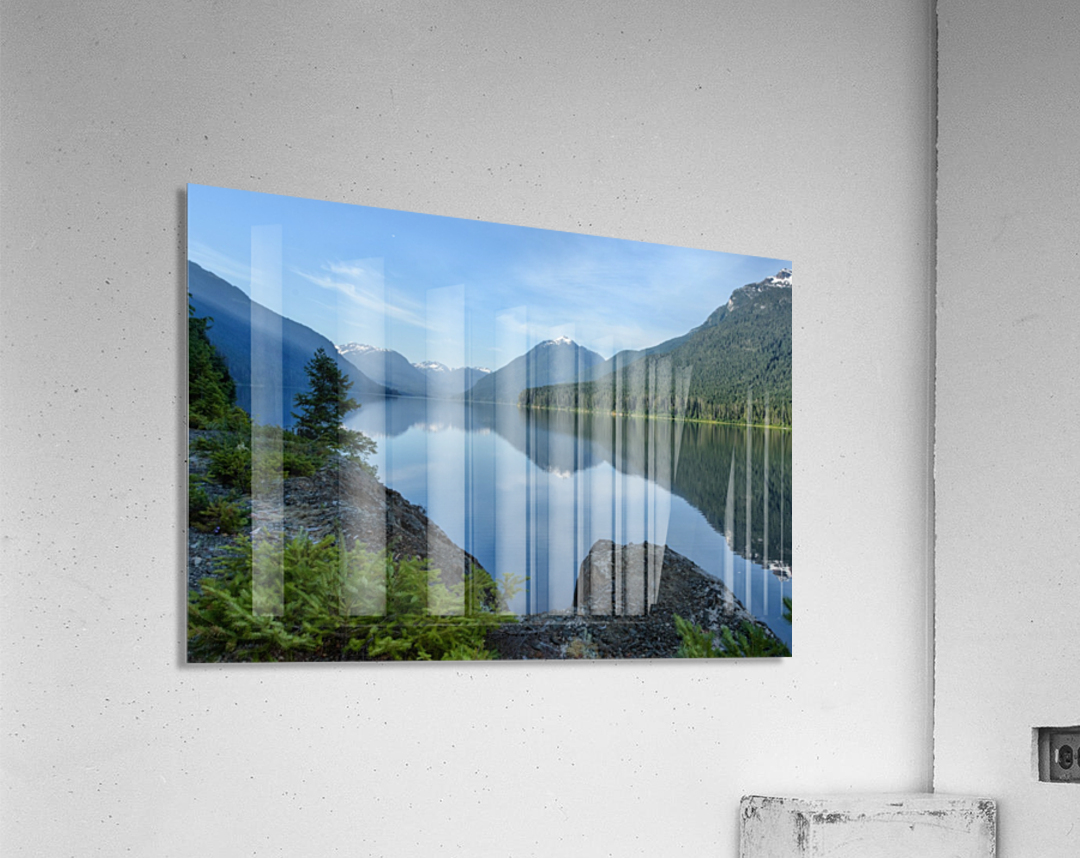 Strathcona calm  Acrylic Print