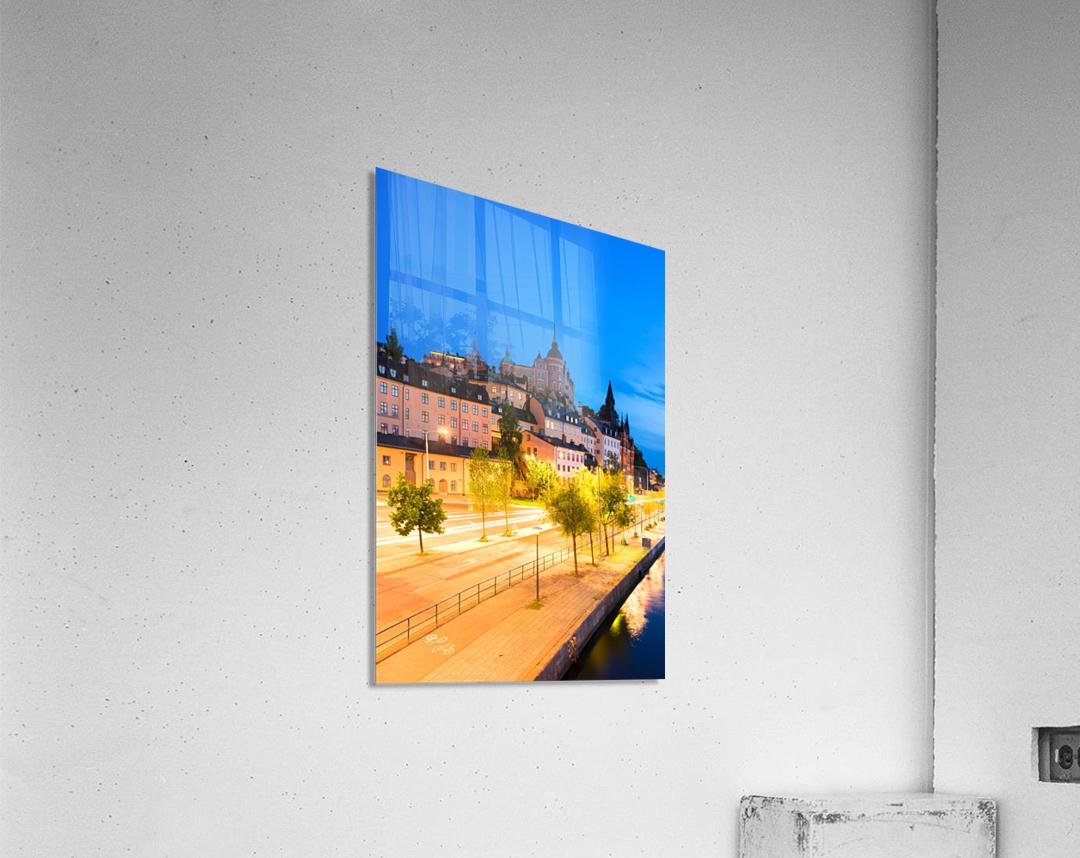 STOCKHOLM 02  Acrylic Print