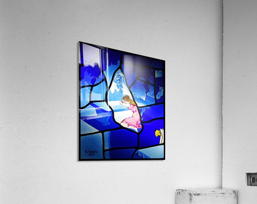 cinderella 3  Acrylic Print
