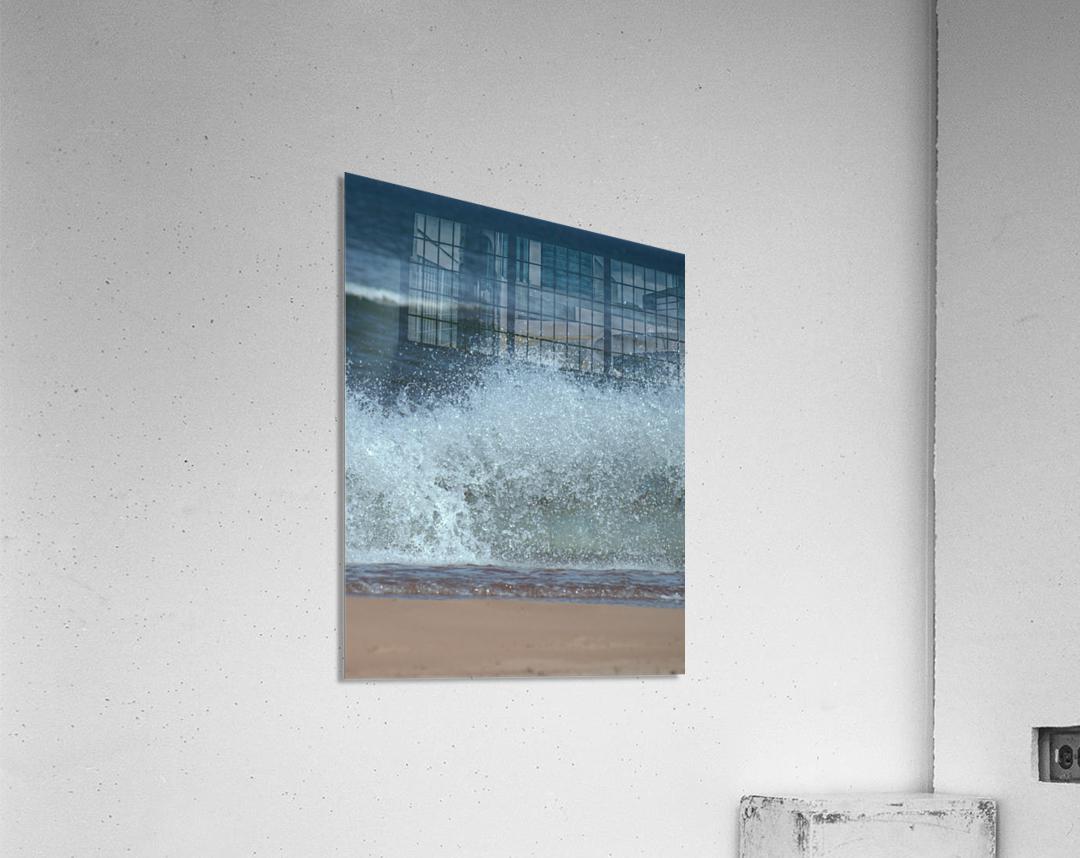 Prince Edward Island beach  Acrylic Print
