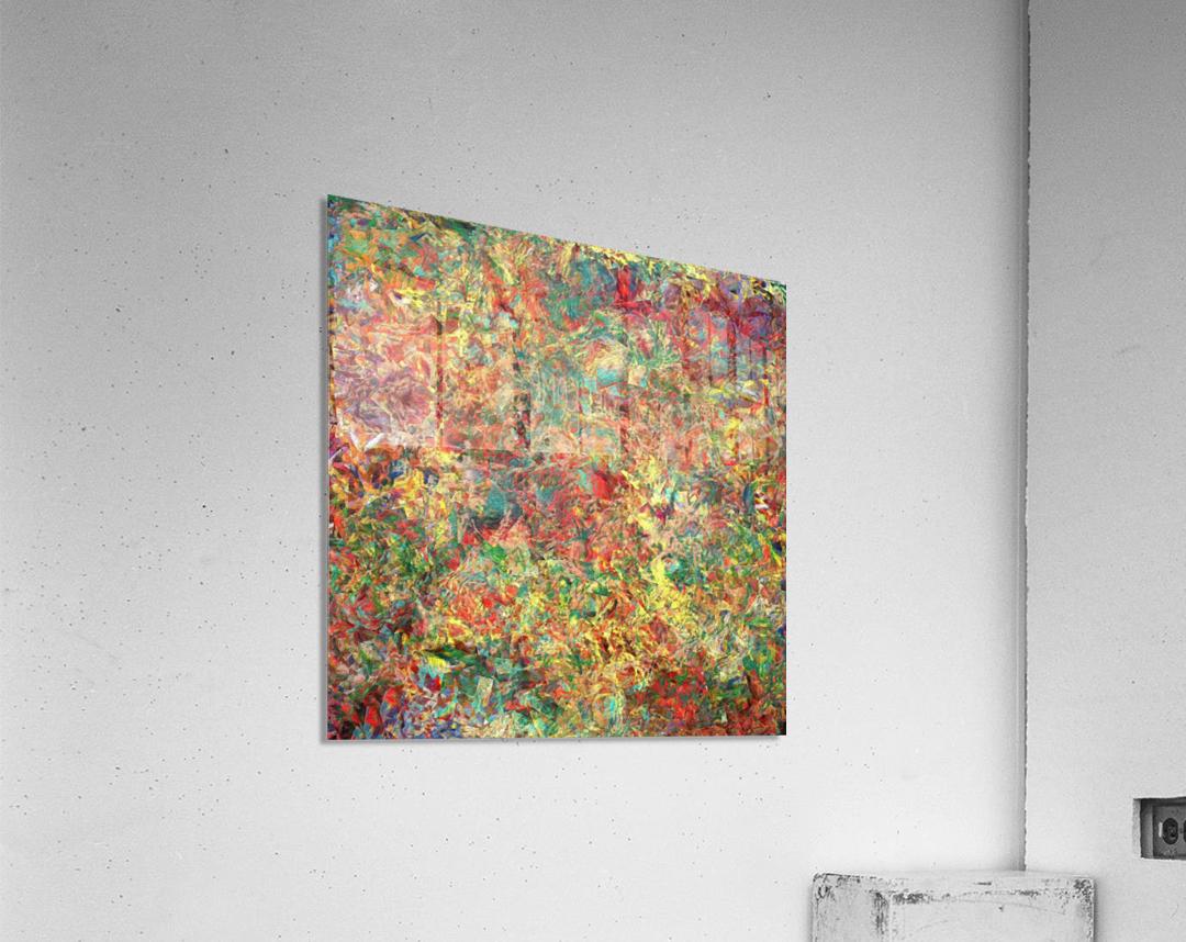 Year of the Dragon  Acrylic Print