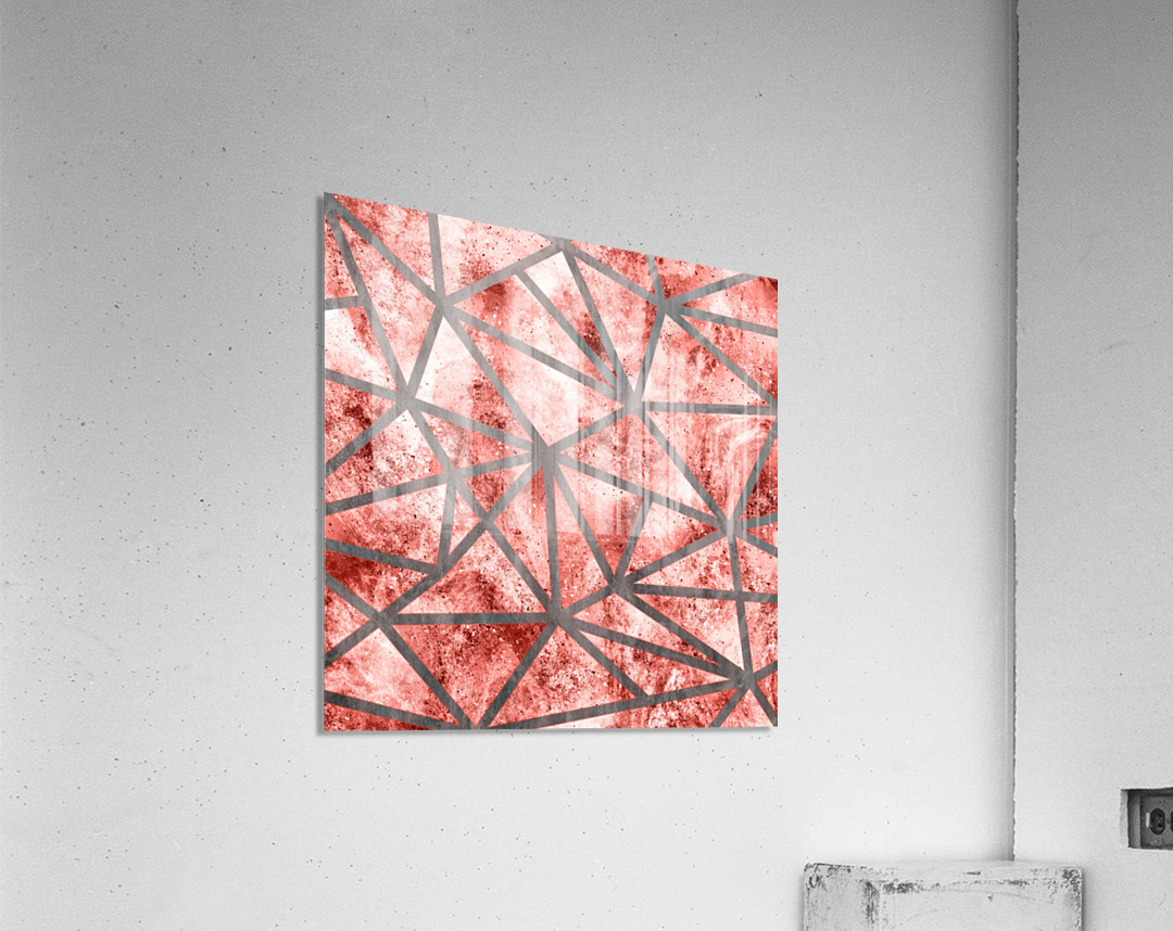 Geometric XXXV  Acrylic Print