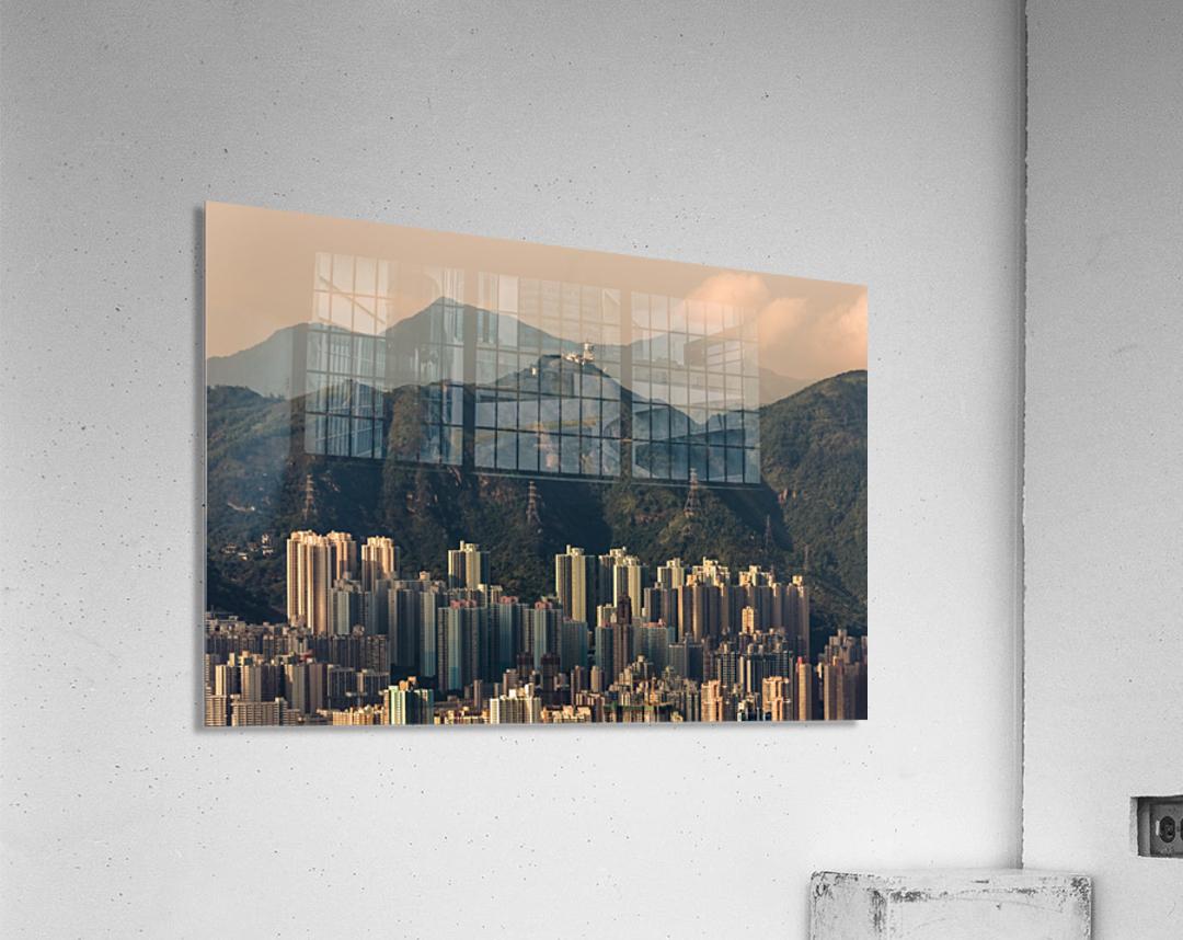 HONG KONG 06  Acrylic Print