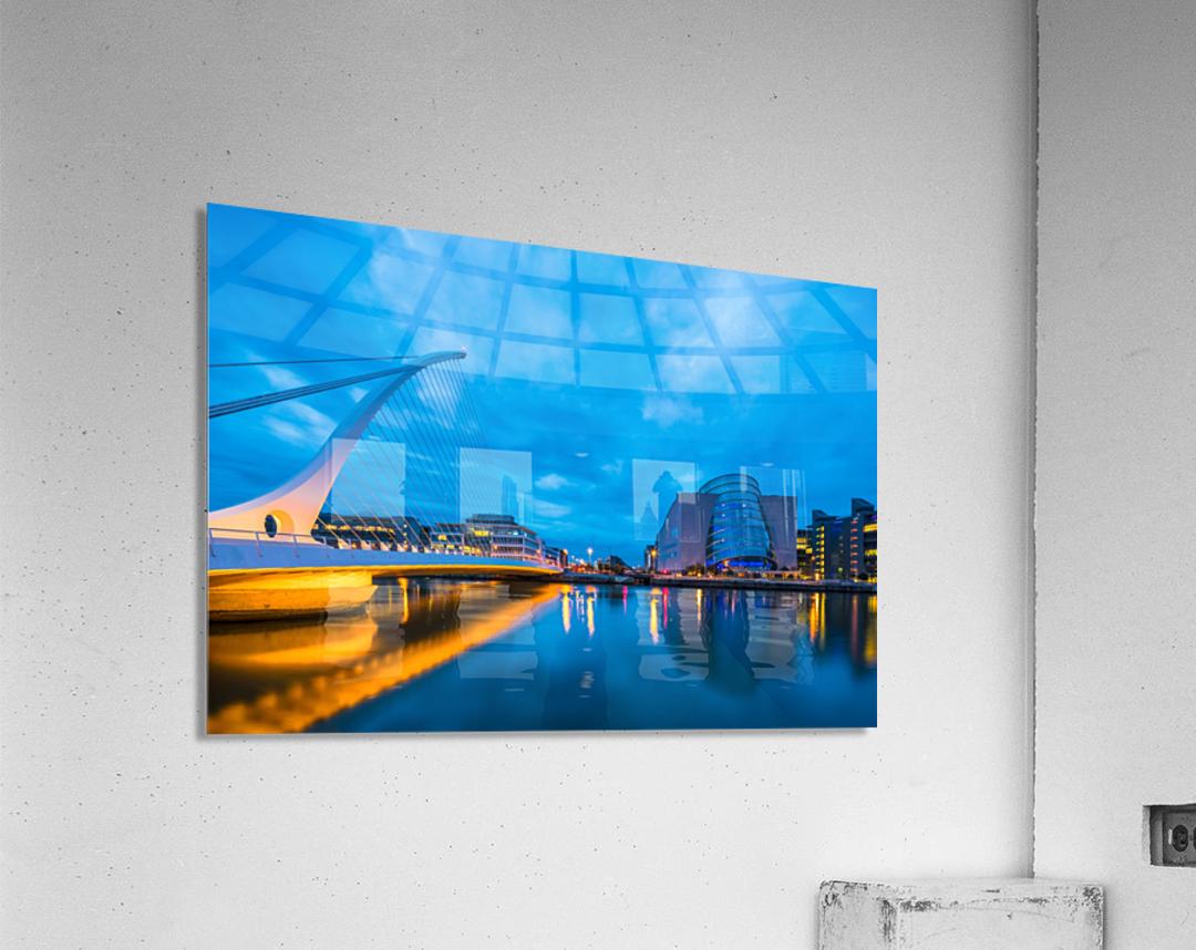 DUBLIN 01  Acrylic Print