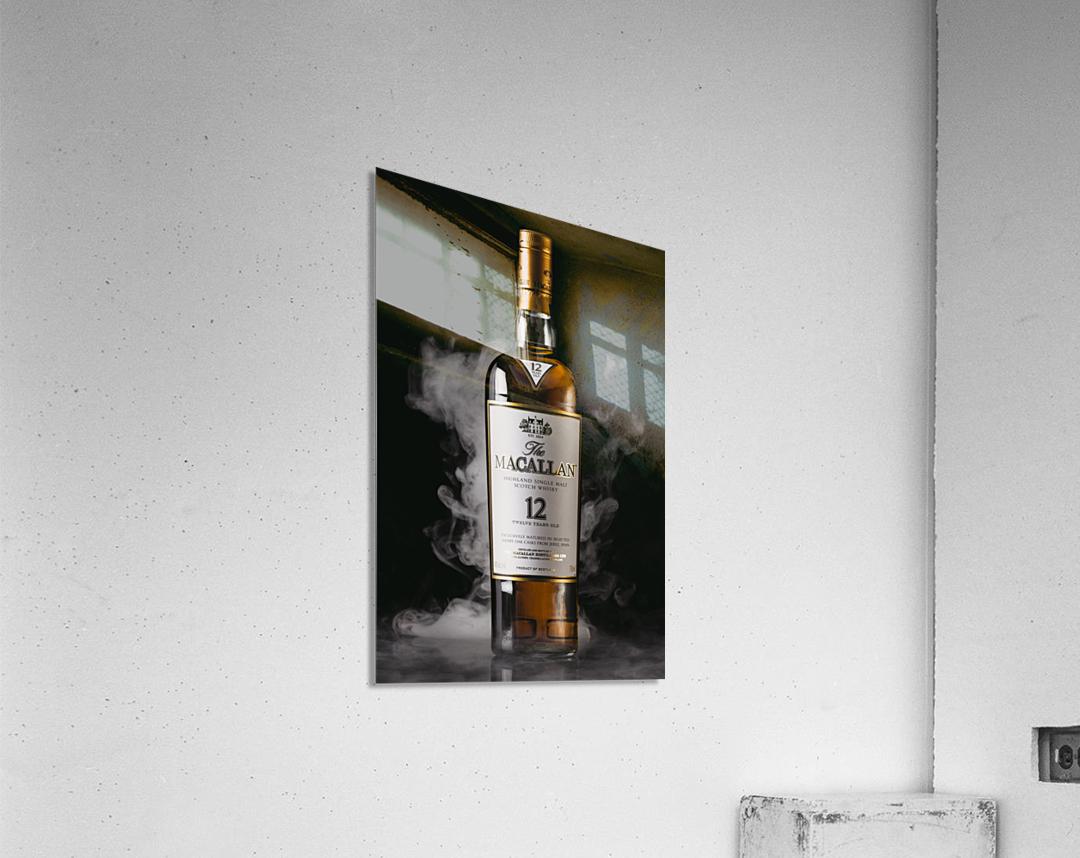 WHISKEY BOTTLE   Acrylic Print