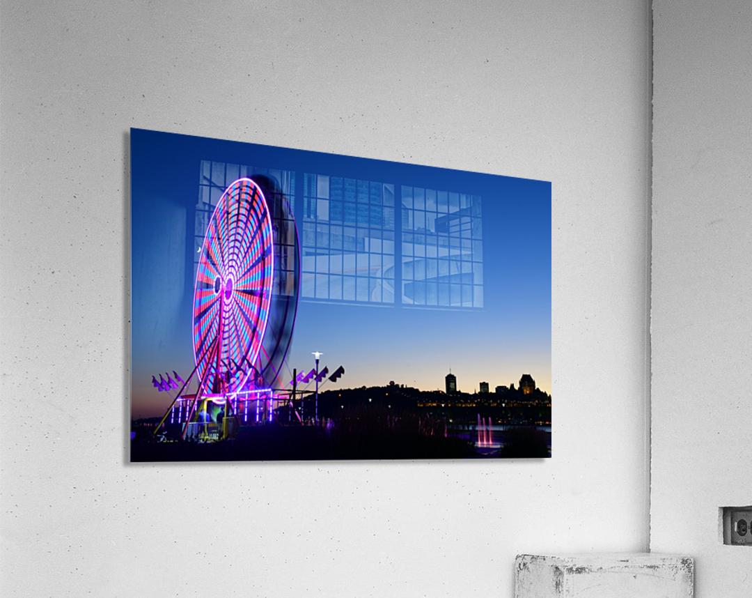 La Grande Roue  Acrylic Print