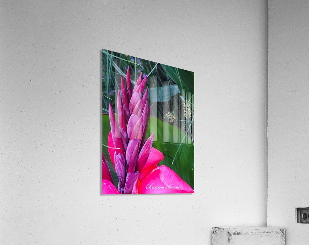 Source Energy  Impression acrylique