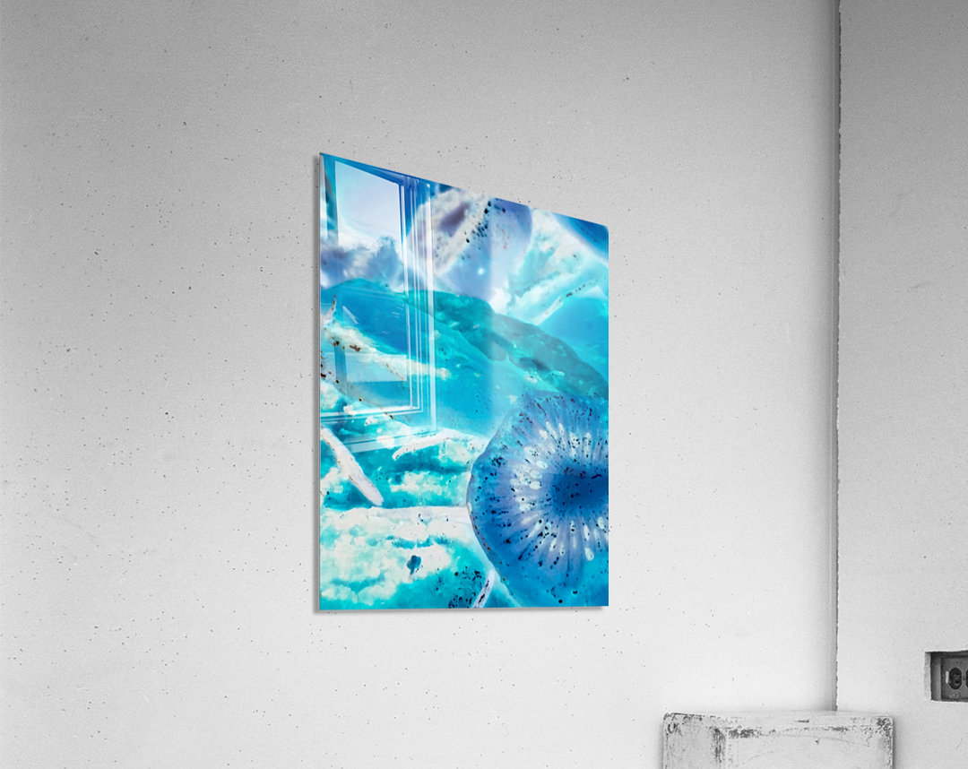 33  Impression acrylique