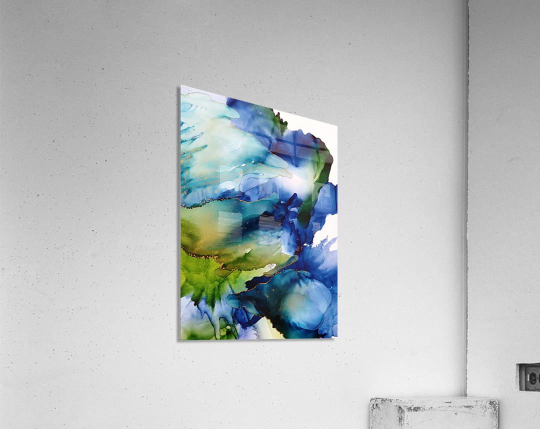 Heart of the Ocean  Acrylic Print